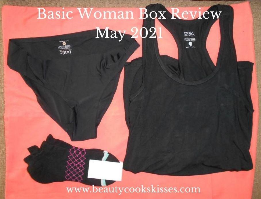 Basic Woman Box May 2021