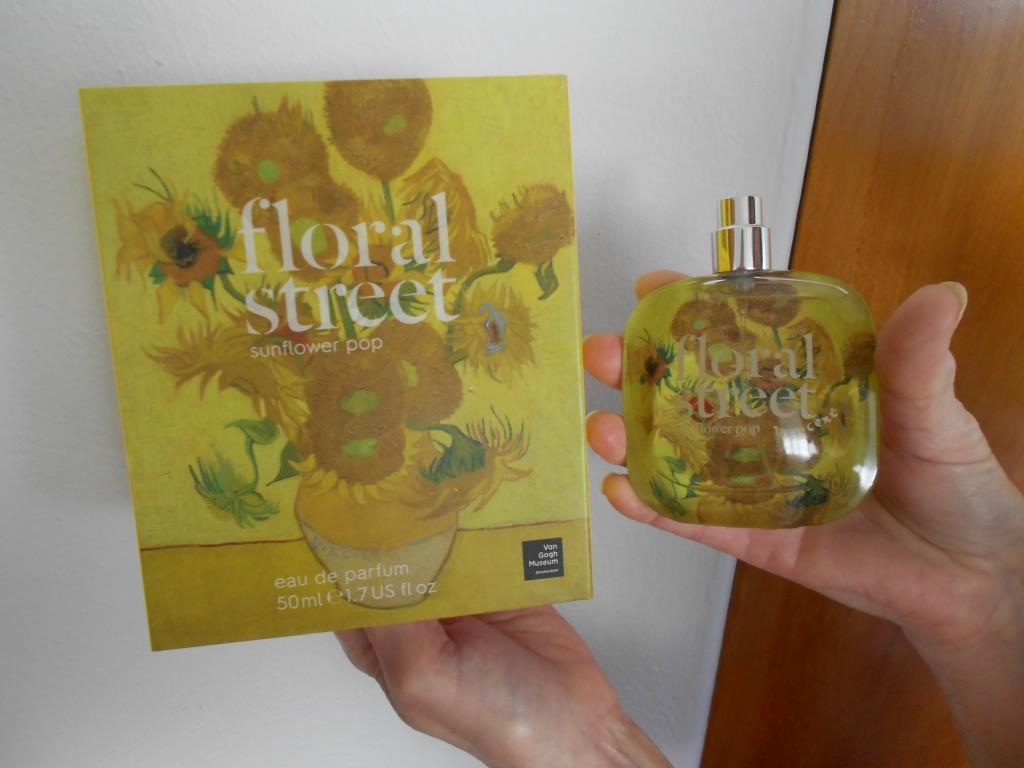 Floral Street Sunflower Pop Perfume