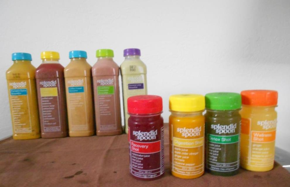 High Protein Vegetarian Meals Smoothies and Wellness Shots