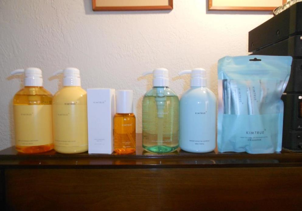 Kimtrue Hair Care Products