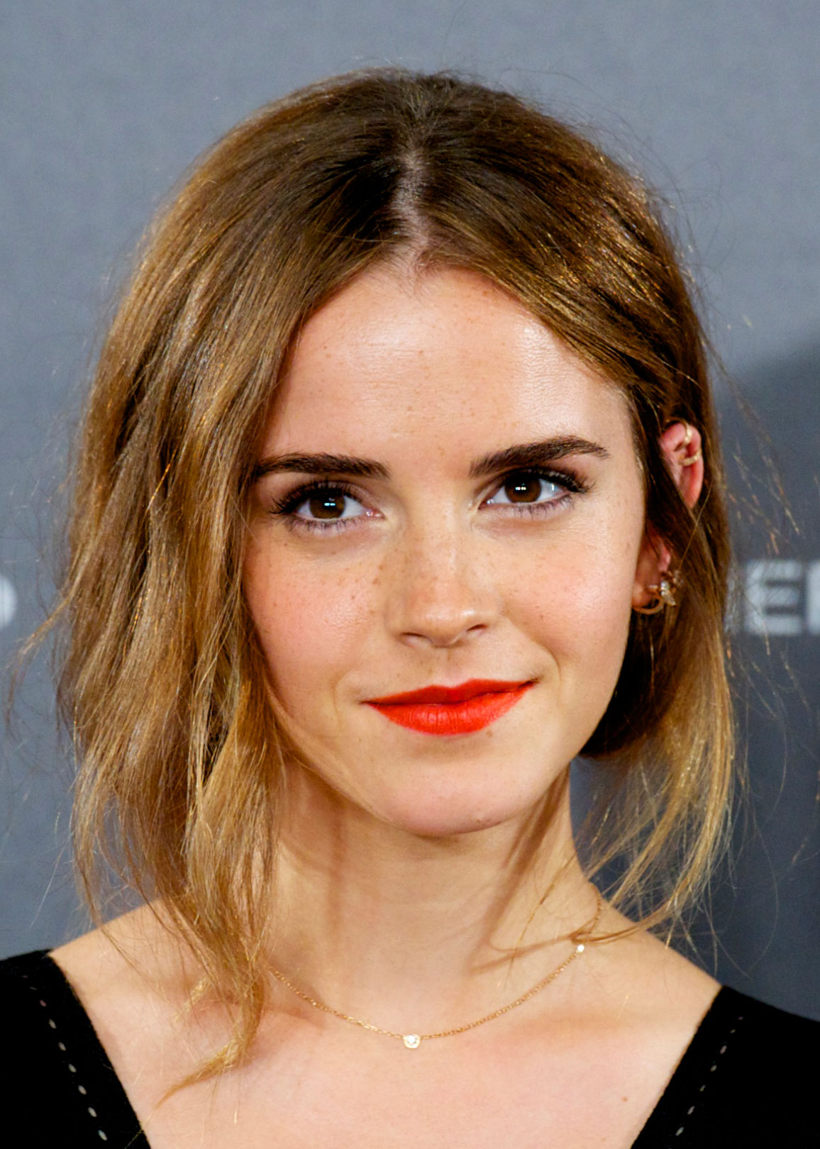 Emma Watson Channels Princess Belle With New Hair Beauty