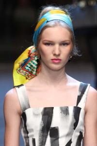 Scarf Hair Accessories Are Your New Summer Essential ...