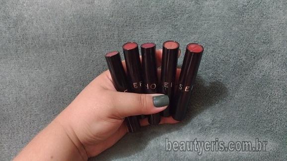 resenha dos batons color lip last da sephora