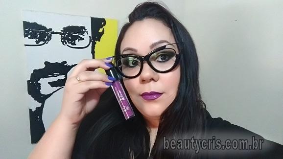 batom esmeralda liquido - Batom Esmeralda Líquido do Pausa para Feminices- Resenha