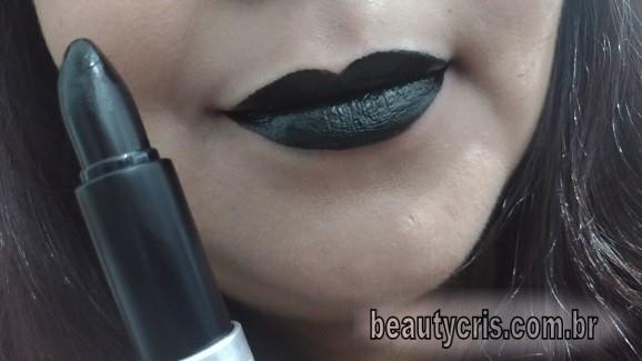 resenha batom c604 make up for ever