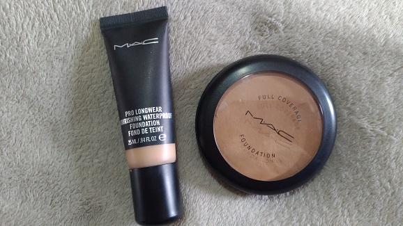 bases mac - Melhores itens de maquiagem para usar no Natal