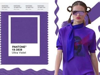 <p>A cor eleita pela Pantone para o ano de 2018 é a Ultra Violet, um tom de roxo azulado, que promete ser tendência em maquiagens, cabelos, vestuário e decoração!</p>