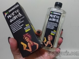 <p>Testei o Óleo Morte Súbita Multifuncional da Lola Cosmetics. Será que vale a pena comprar? Funciona mesmo? Confira o antes e depois!</p>
