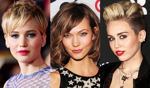 cabelos curtos principais tendencias