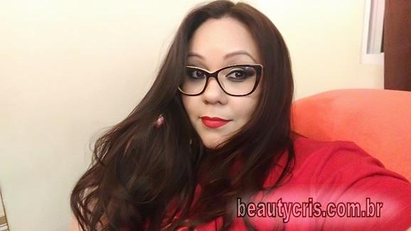 resultado-drama-queen-pimenta-rosa-lola Testei: Máscara Drama Queen Pimenta Rosa da Lola