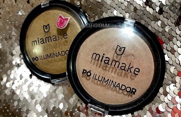 Mia Make: Novos Iluminadores de Edição Limitada