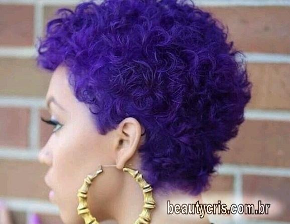 Resultado de imagem para homem com cabelos ultra violet