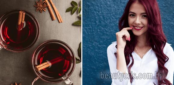 mulled wine hair tendencia
