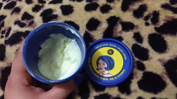 textura mascara argan oil