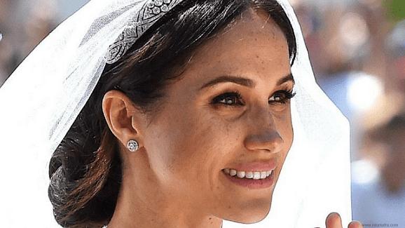 maquiagem casamento meghan markle