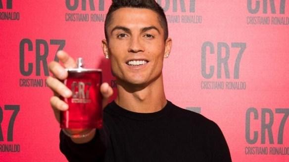 CR7 perfume do Cristiano Ronaldo com a Jequiti