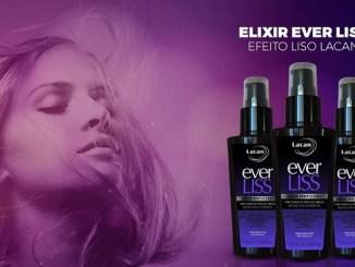elixir ever liss lacan - Elixir Ever Liss Efeito Liso da Lacan - Resenha Completa