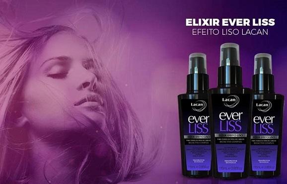 Elixir Ever Liss Efeito Liso da Lacan
