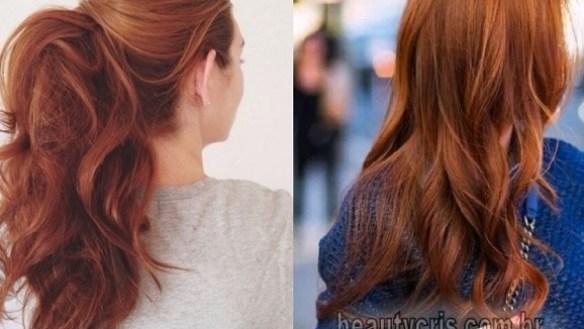 cabelos ruivos verão