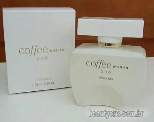 Coffee Woman Duo O Boticário