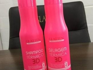 <p>A Glatten lançou a Selagem Térmica 3D, que une o liso da progressiva, com o tratamento de brilho do botox. Saiba mais sobre este lançamento!</p>
