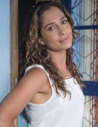 Camila Pitanga Novela Babilonia
