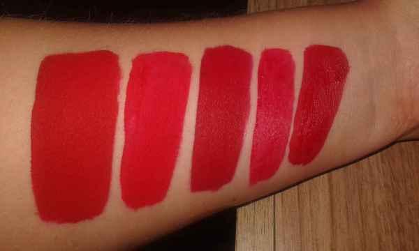 Marylin-Vermelho-Rock-Bruna-Veveli-e-Outlaw-600x360 Testei: Batons Bettie, Marylin, Von Teese e Josephine da Felicittá Looks