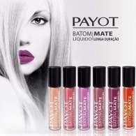 batons liquidos mate payot beautycris.com .br - Batons Líquido Mate da Payot