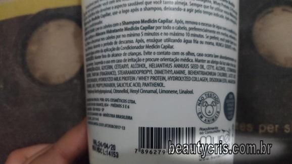 mascara medicin capilar formula