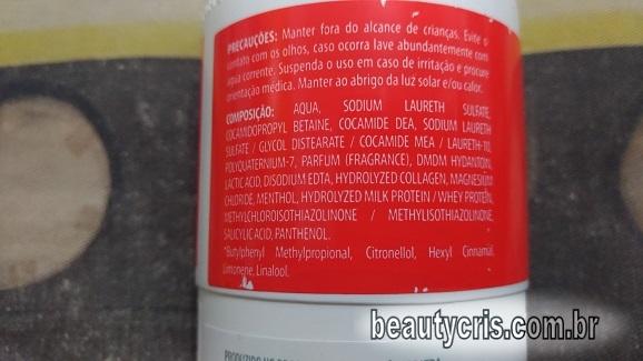 shampoo medicin capilar formula