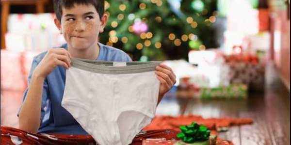 Presentes menos recomendados para os homens no Natal