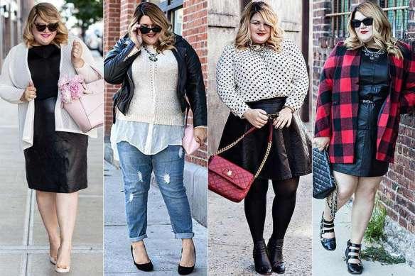 Moda Plus Size Coleção Inverno
