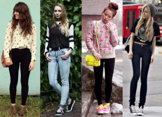 Moda Feminina para Adolescentes Inverno 2017