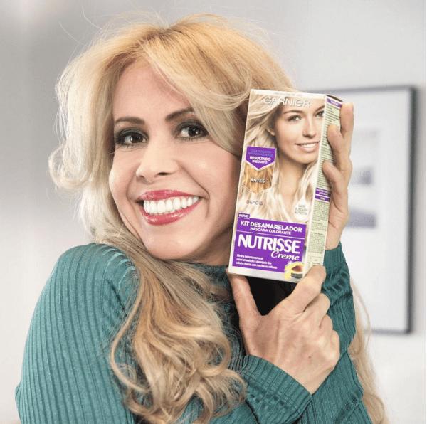 nutrisse-desamarelador-600x596 Desamarelador Nutrisse: Opção para matizar cabelos loiros