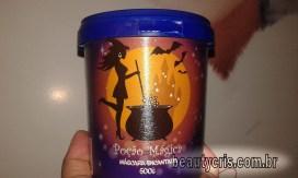 resenha da mascara poção magica probelle - Poção Mágica: A máscara nutrireparadora da Probelle