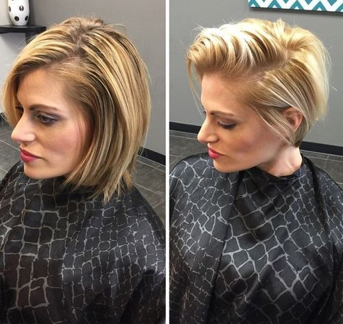 short bob hair 2018- BeautyCris
