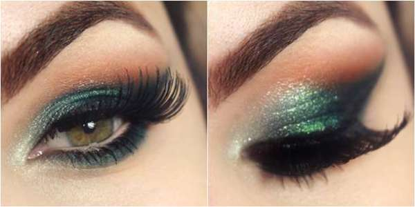 sombra-verde-bruna-tavares-600x300 Sombras verdes Color Me da Contém 1g