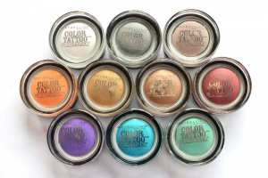 sombras color tattoo maybelline