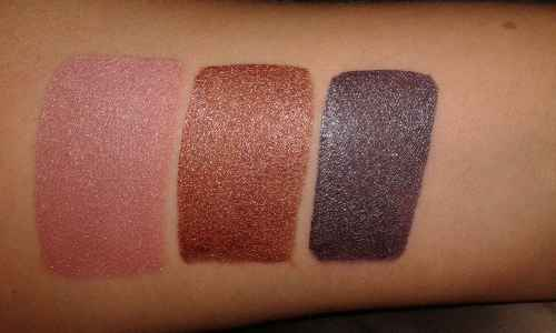 swatches-batons-metalizados-Felicittá-Looks-500x300 Testei: Batons Líquidos Metalizados Felicittá Looks