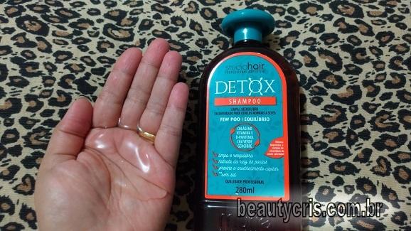 shampoo detox muriel resenha