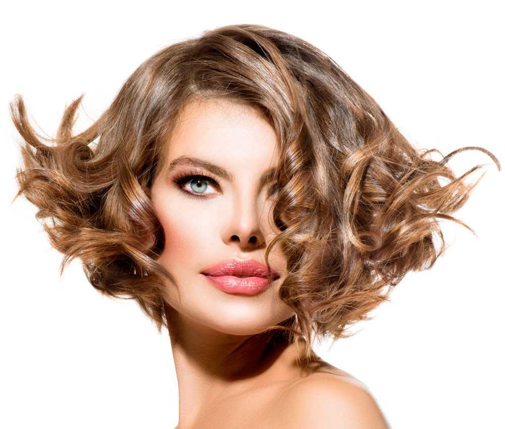 Coupes de cheveux femme bouclée