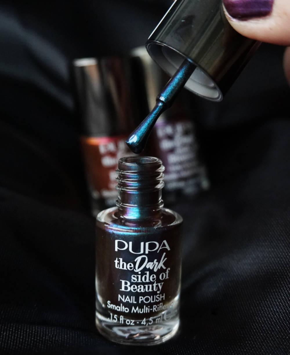 Dark nagellak Pupa  Milano The Dark side of Beauty