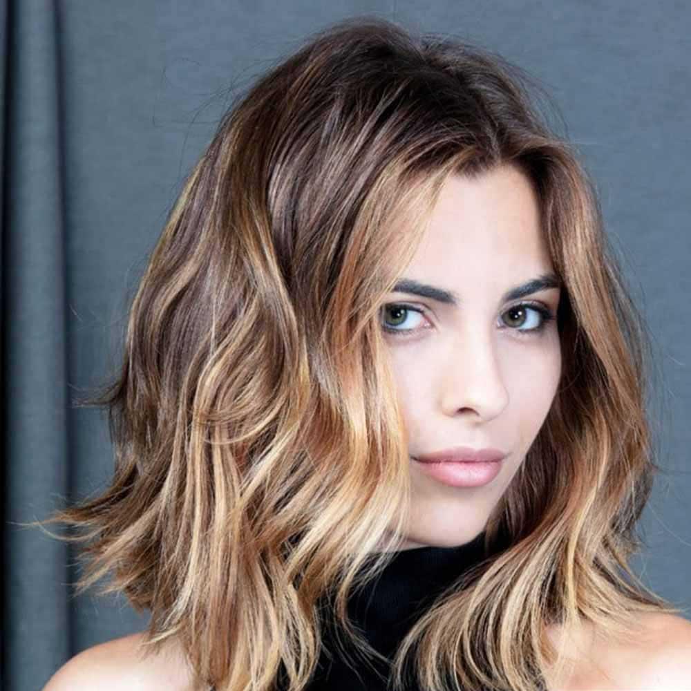 Hairstyle inverno 2021 capelli medi