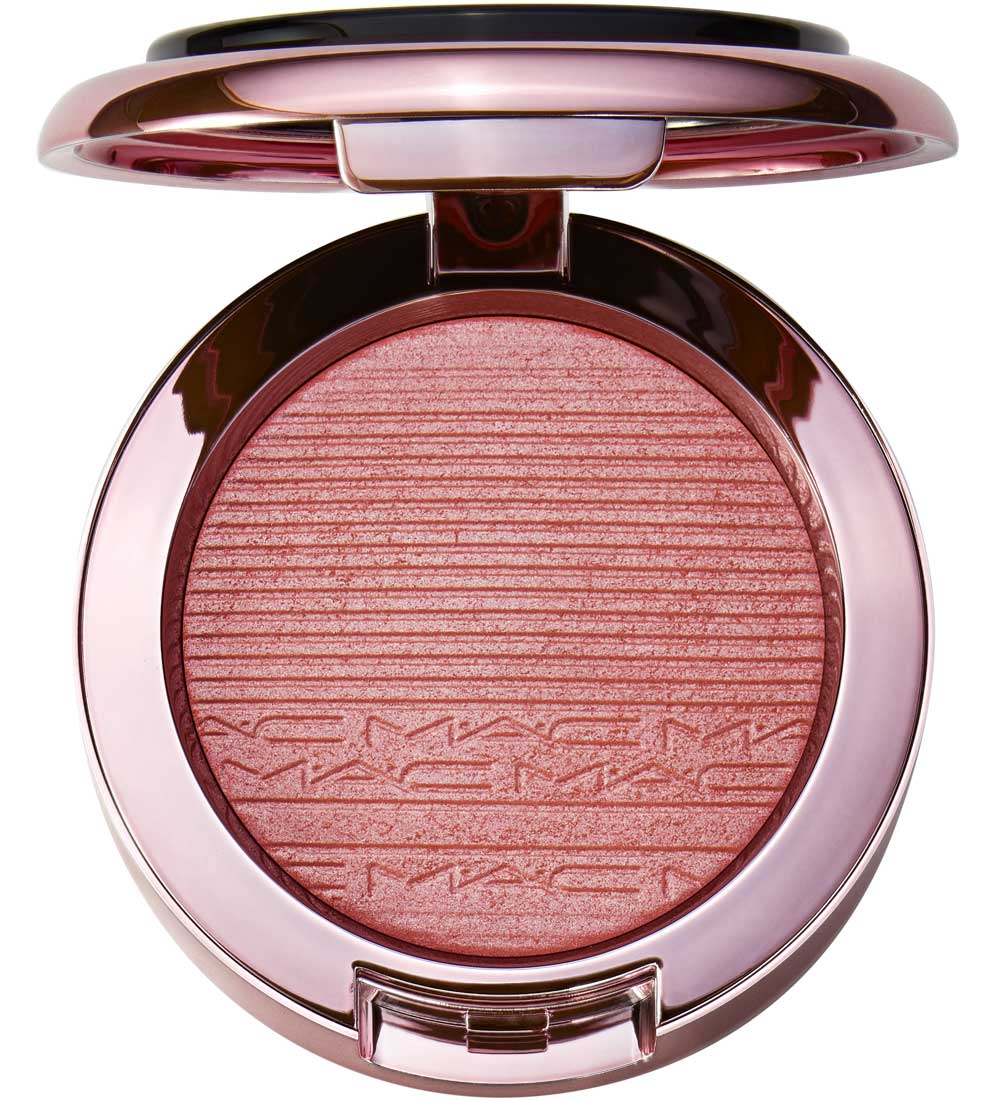 MAC blush luminoso
