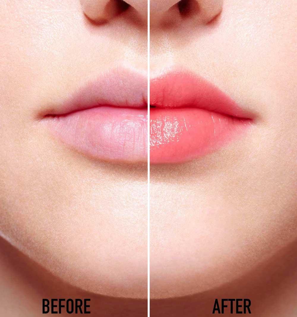 Lip balm rosso Dior