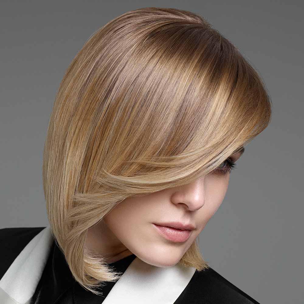 Tagli capelli medi lisci inverno 2021