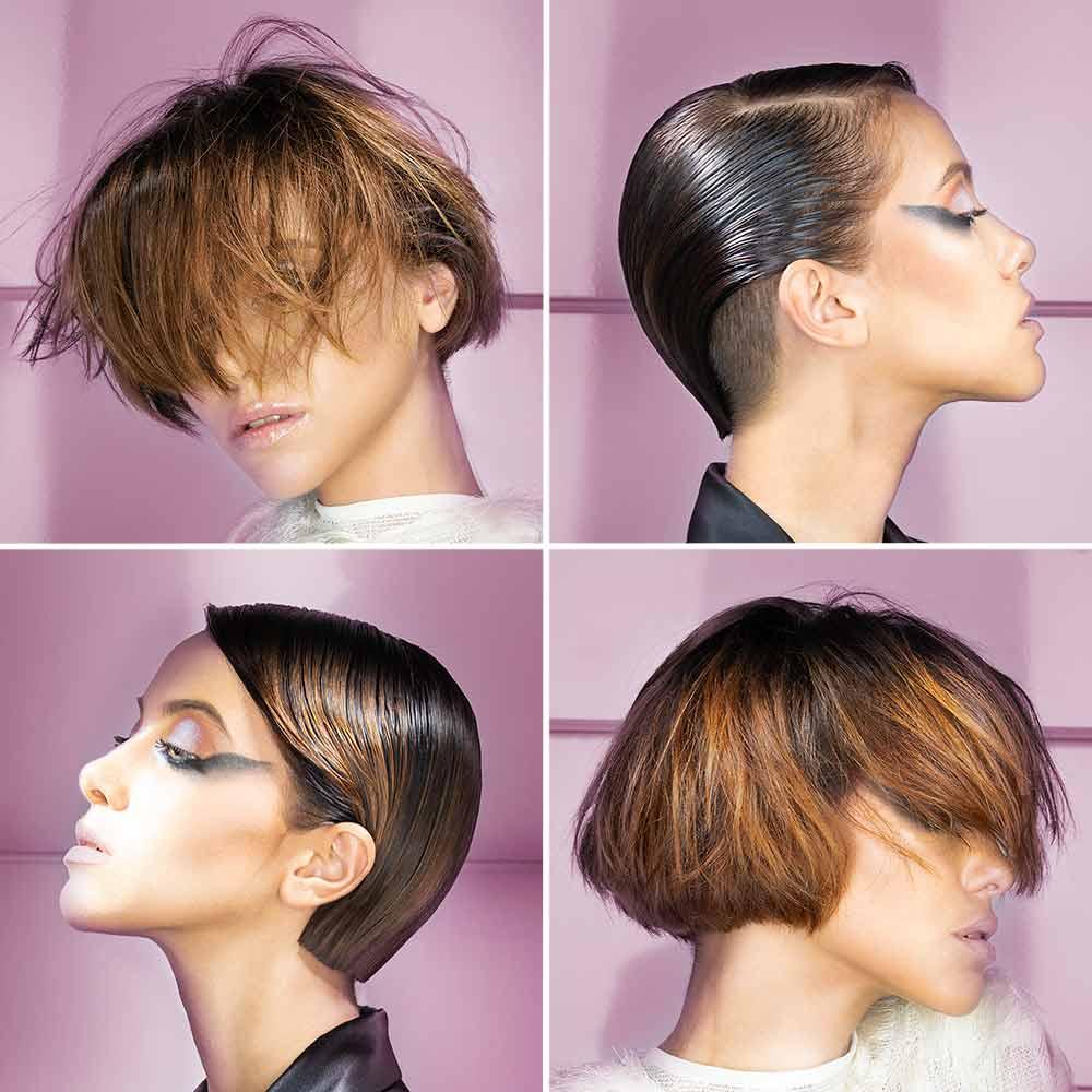 Tagli capelli medio corti inverno 2021