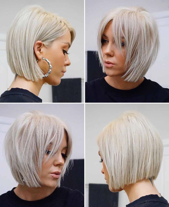 Tendenze tagli capelli medio corti inverno 2021