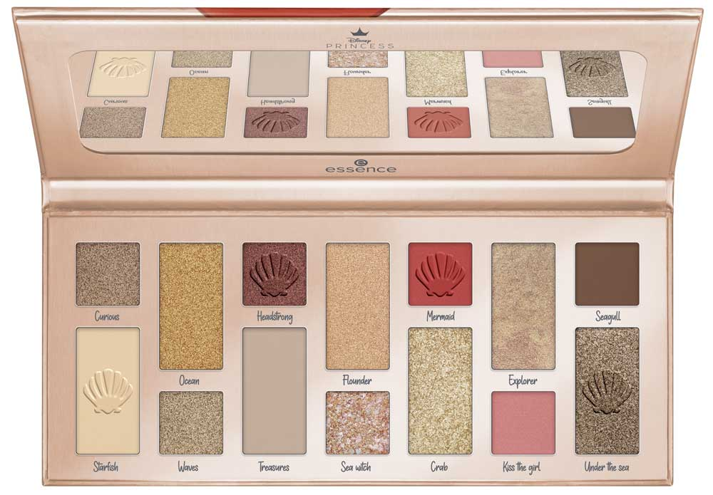 Palette ombretti Essence Disney Princess