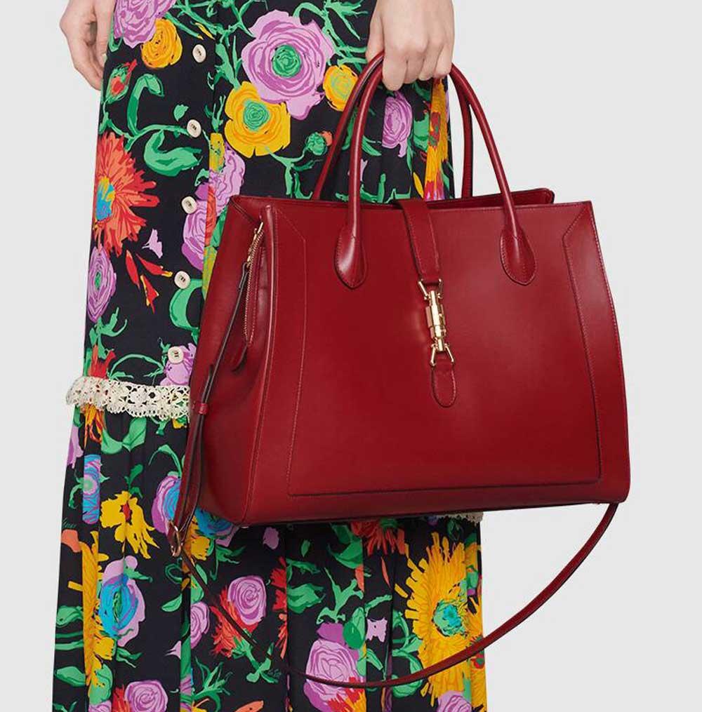 shopping bag con tracolla
